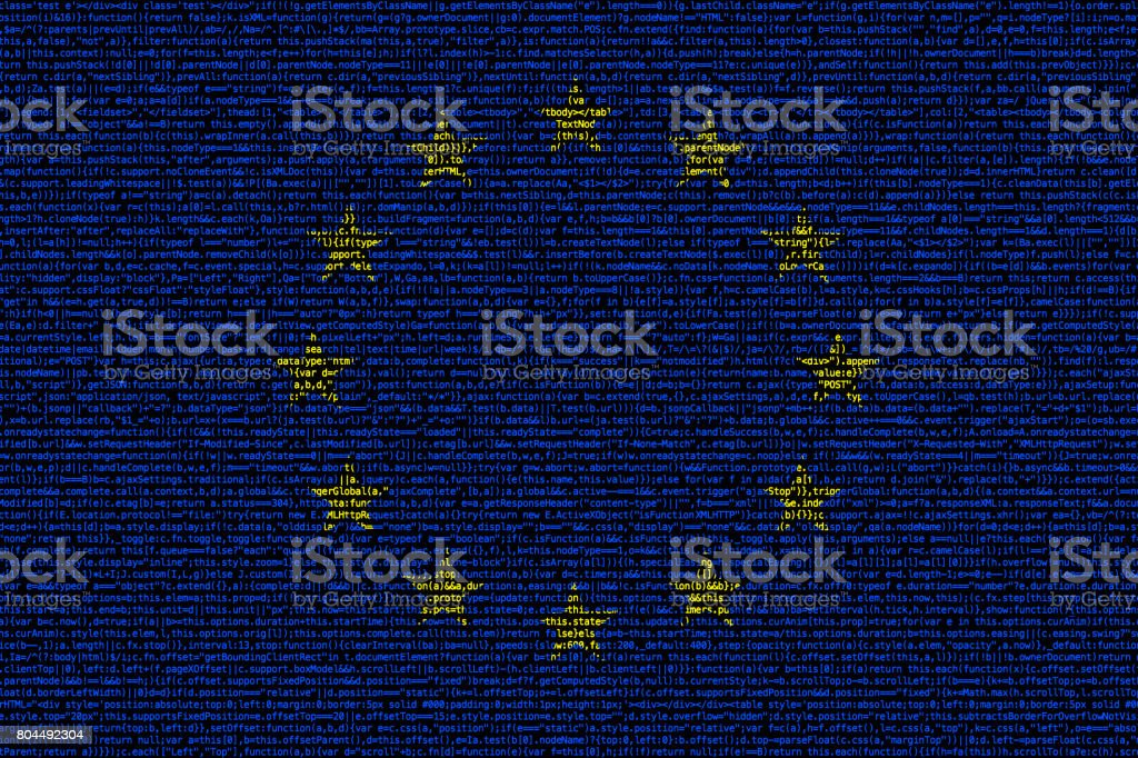 European flag composed of dense computer code cybersecurity concept stock photo
