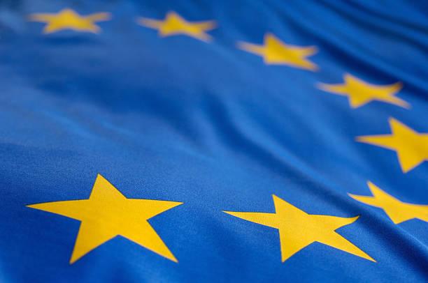 european flag - 歐洲 個照片及圖片檔
