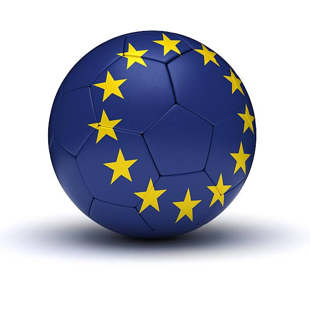 Cтоковое фото Европейский Футбол