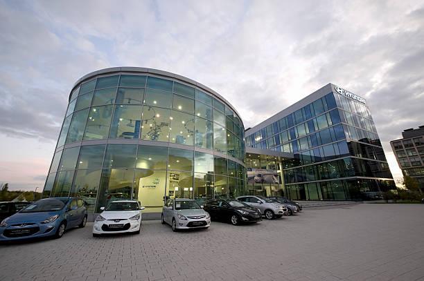 HYUNDAI europäischen Headquarter – Foto