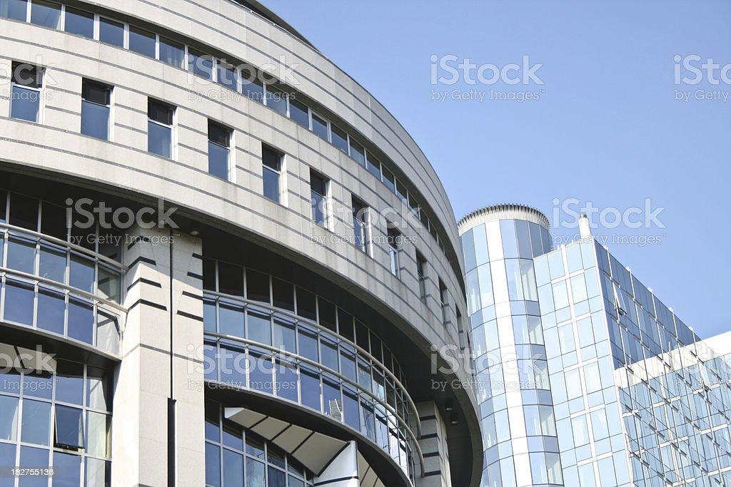 欧州議会ビルブリュッセルベルギ...