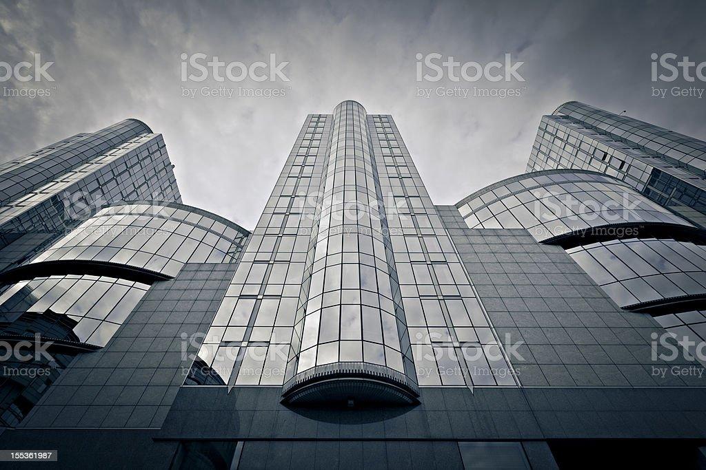 european union building stock photo
