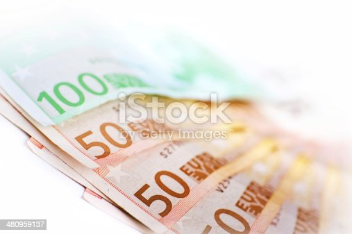 istock European Union Currency 480959137