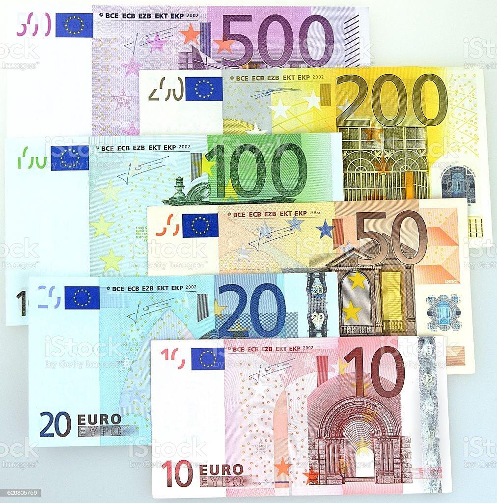 EU-Währung – Foto