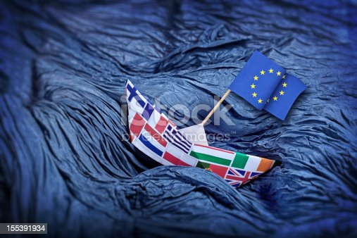 istock European Union in trouble 155391934