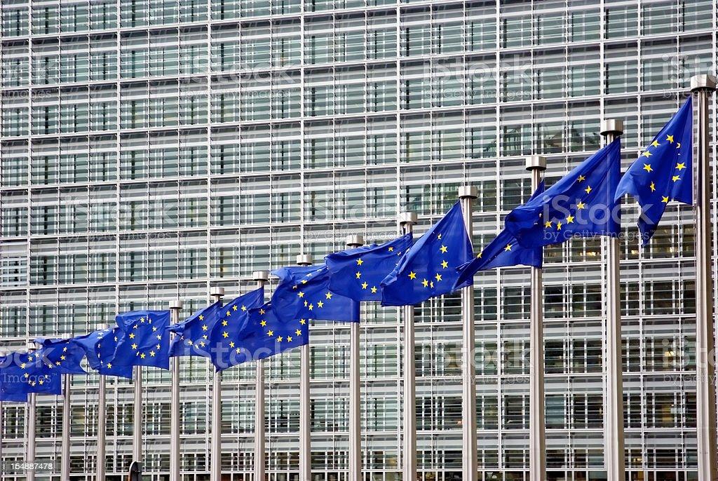 Unión Europea - foto de stock