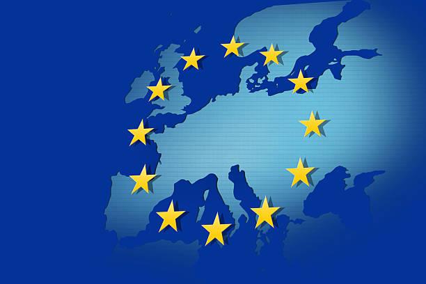 europäische union - ec karte stock-fotos und bilder