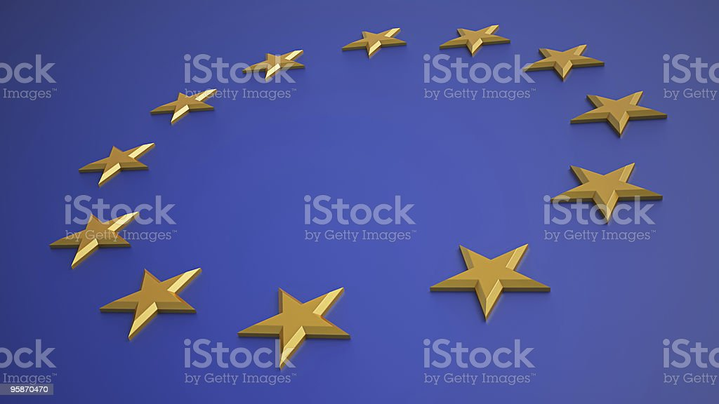 European Union Symbol – Foto