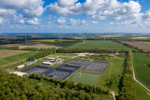 Europas größte Giftmülldeponie Ihlenberg im Norden Deutschlands – Foto
