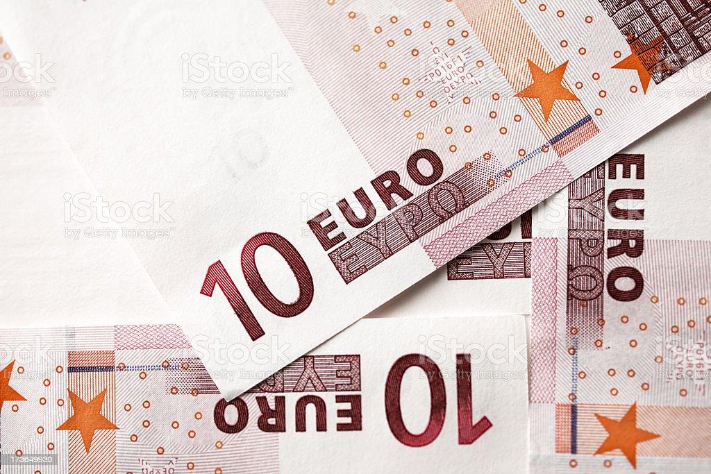 10 Euro-Banknoten – Foto