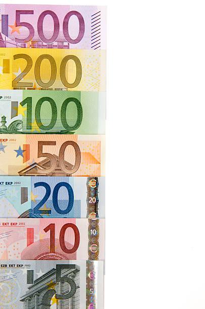 euros - foto de stock
