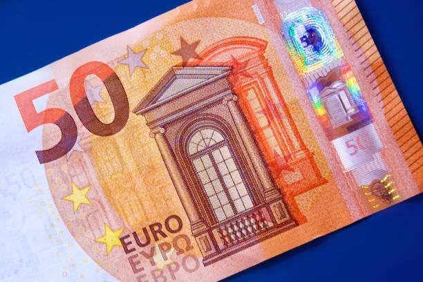 50 euros European money, 50 euro. fifty euro banknote stock pictures, royalty-free photos & images