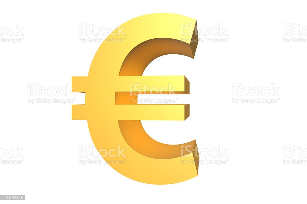 Euros Symbol Stock Photo More Pictures Of 2015 Istock