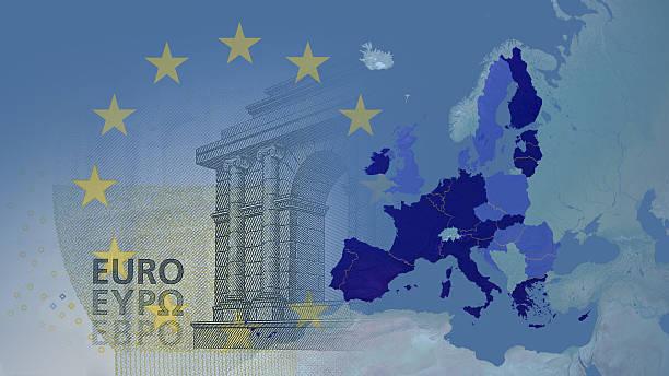 euro 2015 16:9 mit grenzen - ec karte stock-fotos und bilder