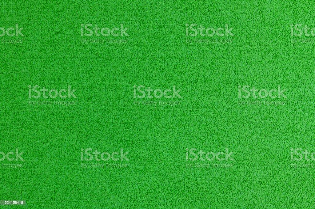 Eva foam green stock photo