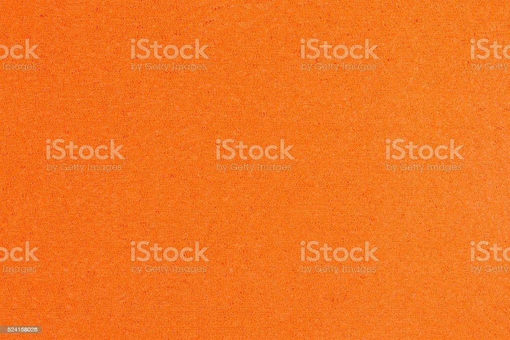 Eva foam orange stock photo