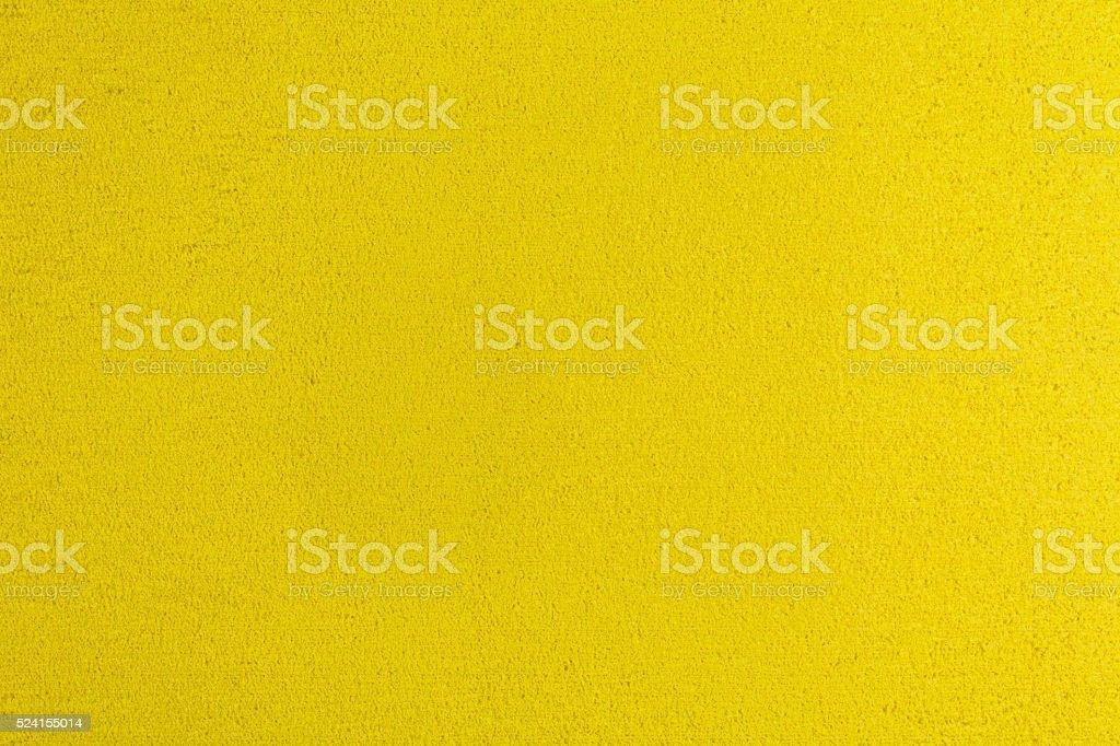 Eva foam yellow stock photo