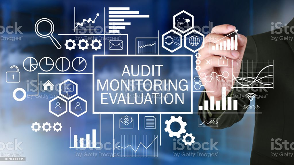 evaluation business audit monitoring motivational words quotes