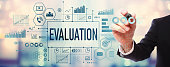 istock Evaluation with businessman 1179066223