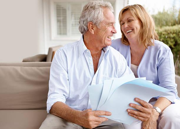 Haben Sie auch im Ruhestand zu finanzieren-savvy – Foto