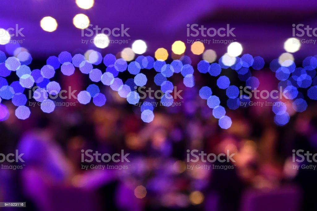 저녁 이벤트 royalty-free 스톡 사진