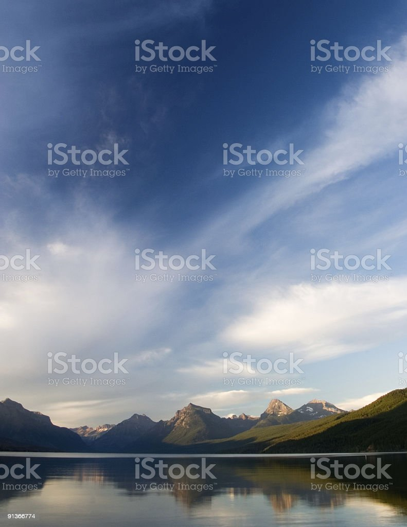 Evening Light royalty-free stock photo