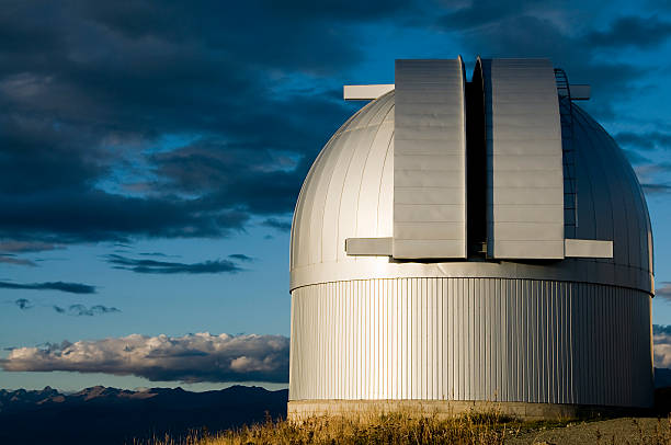 abend-observatorium - hohe warte stock-fotos und bilder