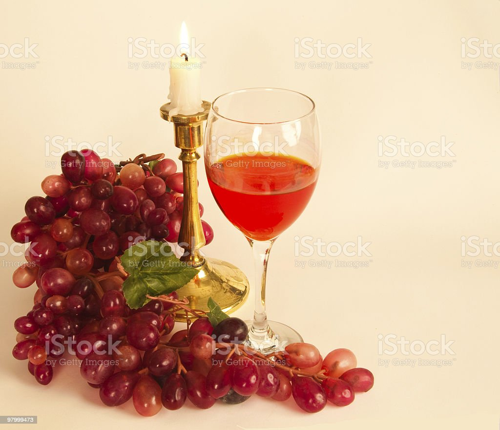 Evening Pleasures royalty free stockfoto