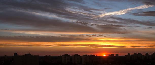 Ciel du soir - Photo