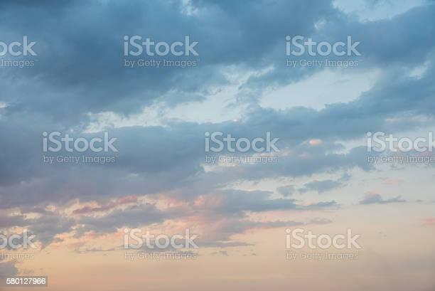 Photo of Evening Sky,cloudscape