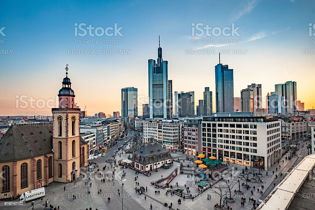Skybar Frankfurt