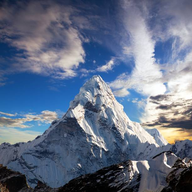Mt Everest Gipfel