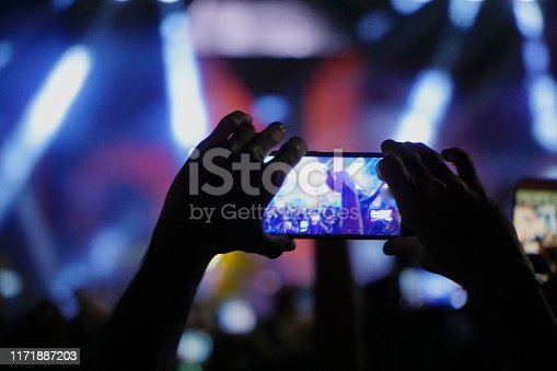 Event, Concert, Record, Mobile Phone