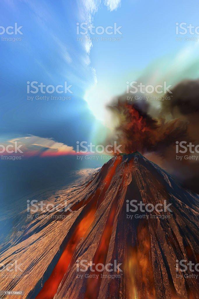 Event Horizon stock photo