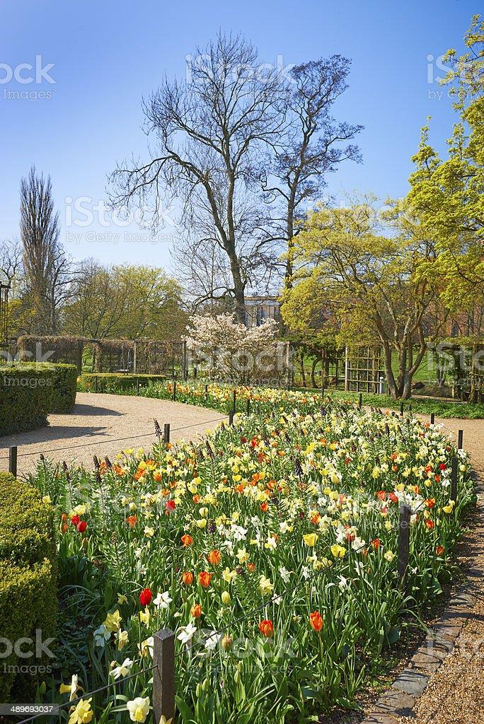 'Eventyrhaven' Garden of Fairy tales stock photo