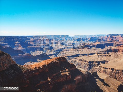807387518 istock photo Ever-changing and dramatic scenery of Grand Canyon 1070705050