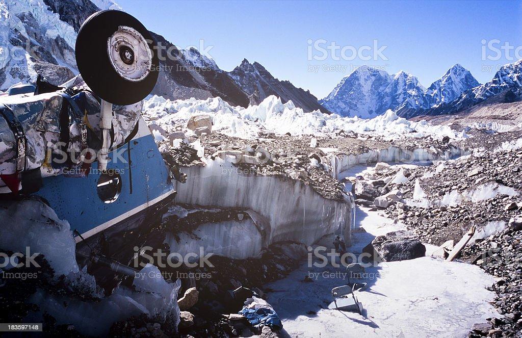 Everest Base Camp - foto de acervo