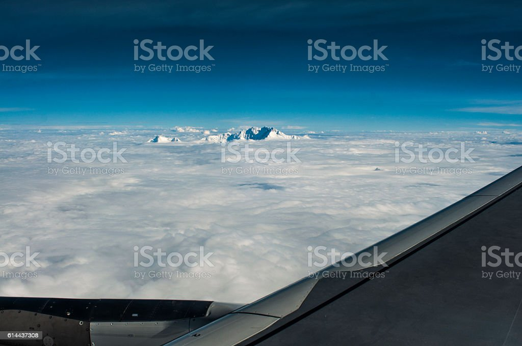 everest stock photo