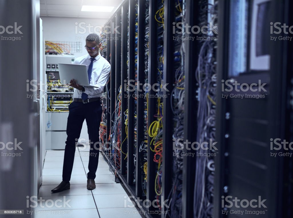 Every calculation counts stock photo