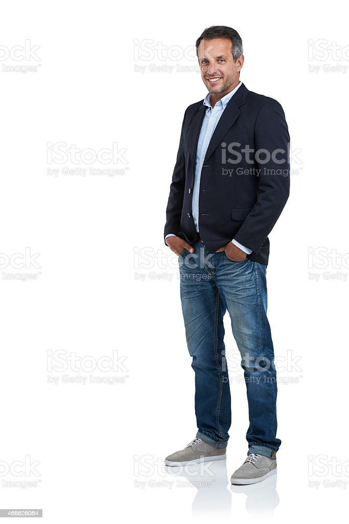 Every lady loves a gentleman stock photo