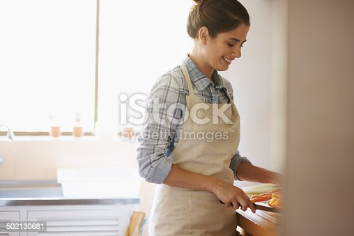 istock Every meal is an opportunity for nourishment 502130681
