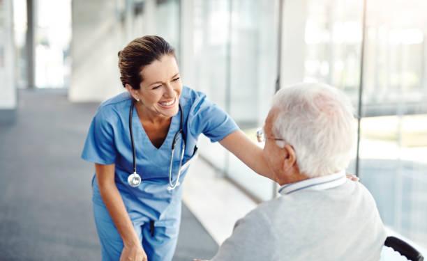 Jeder Patient wird mit Würde und Respekt behandelt – Foto