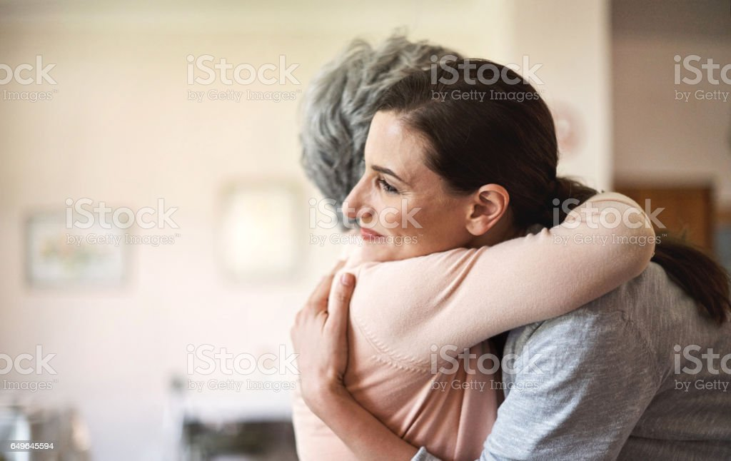 Every patient requires comforting attention stock photo