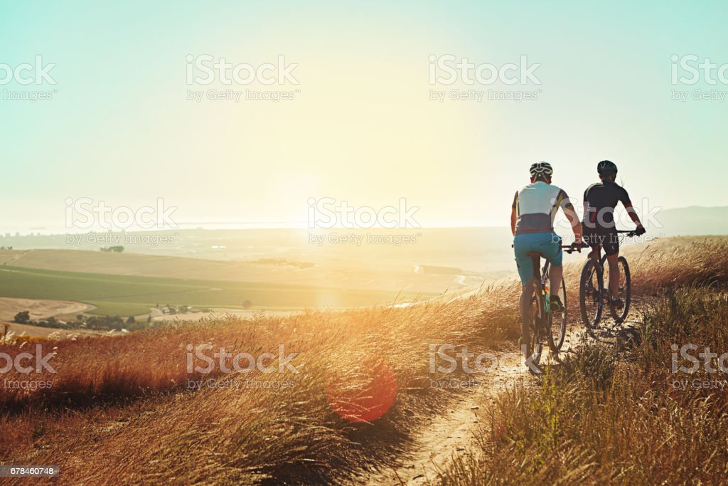 Every ride is a tiny holiday royalty-free stock photo