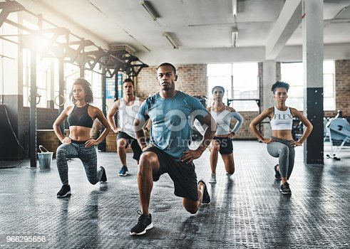 istock Every step taken towards fitness pays off 966295656