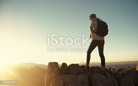 istock Every step was worth it 475341570