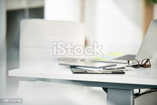 istock Every workspace needs the right technology 1051724180