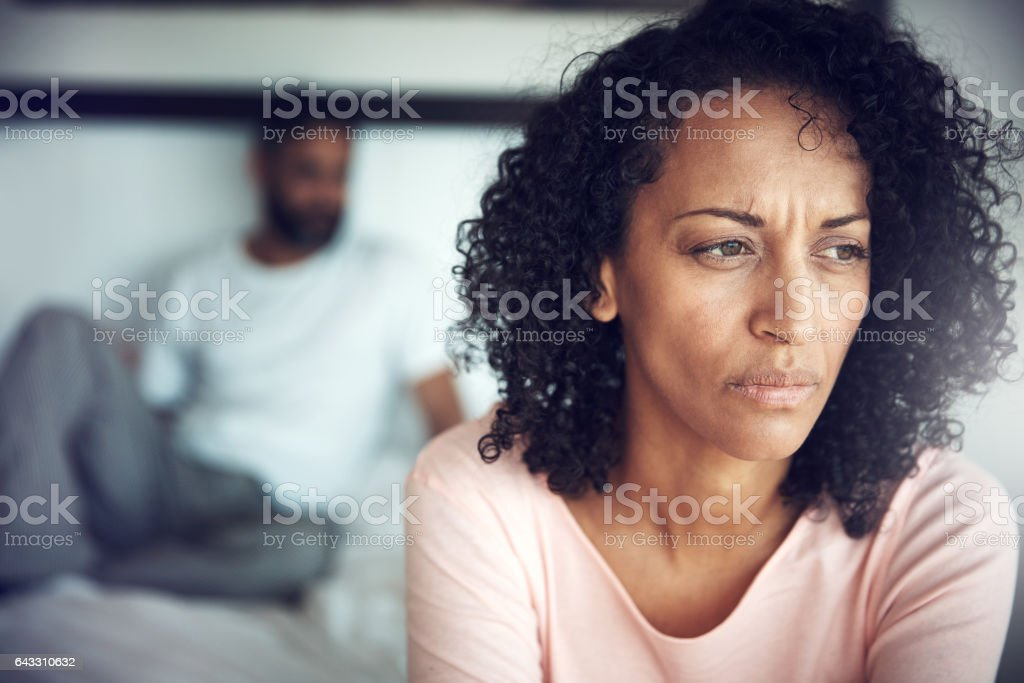 Everyday her heart breaks a little more stock photo