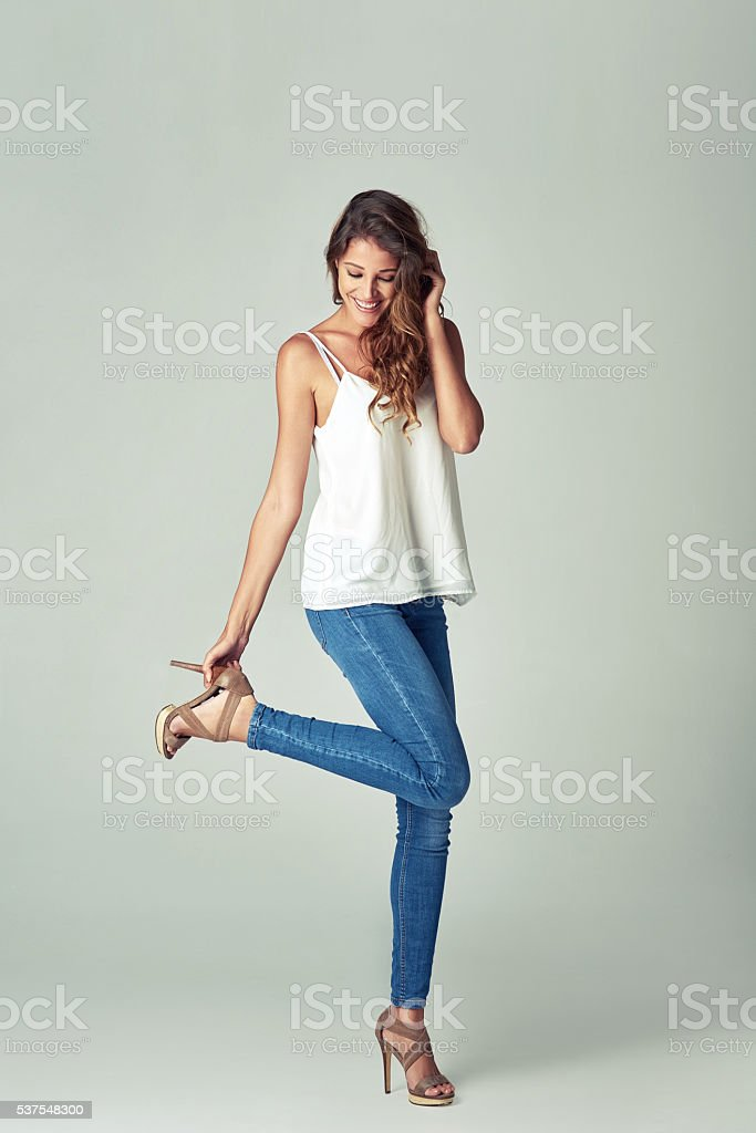 Everyday is a new opportunity to look awesome stock photo