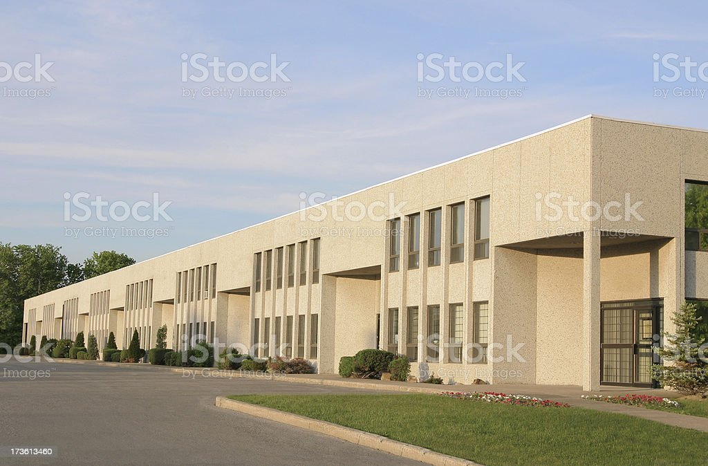 Everyday Workplace stock photo